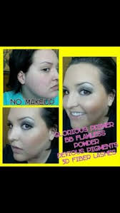 very few s and you can see the difference it makes with her skin and just best mascarahow to apply