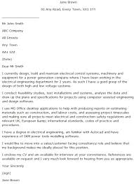 Electrical Engineer Cover Letter Electrical Design Engineer Cover Letter Example Learnist Org