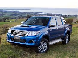 Toyota Hilux - Excellence Car Hire