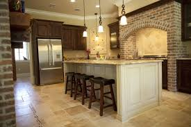 lovely ideas for kitchen islands. Great Design Of Kitchen Interior With Dark Wood Island : Lovely Using White Ideas For Islands O