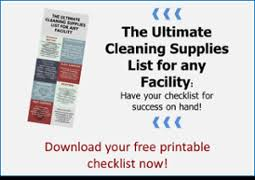 cleaning supplies list the ultimate cleaning supplies list