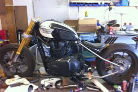 how to build a bobber yourself cloudmotorcycle com