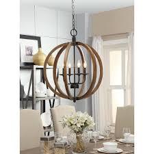 elegant orb light fixture the magnolia mom joanna gaines cool wooden light fixture