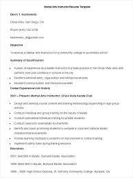 Fitness Instructor Resume Fitness Instructor Resume Sample Sample