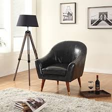 inexpensive mid century modern furniture. Interesting Furniture Divano Roma Furniture  Mid Century Modern Chair Bonded Leather To Inexpensive