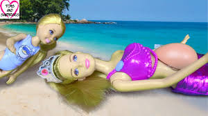 Small Picture Barbie Chelsea helps pregnant Mermaid give birth YouTube