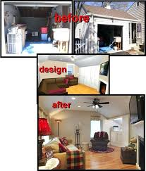 remodel garage into bedroom how