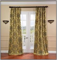swing arm curtain rod french doors curtains home design ideas curtain rods for french doors
