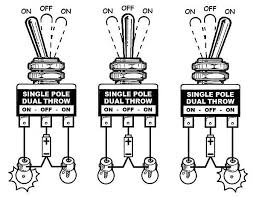 single throw double pole switch wiring single double pole single throw rocker switch wiring diagram jodebal com on single throw double pole switch