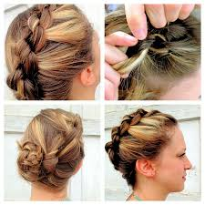 Braided Hairstyles For Short Hair New Beauty Short Hairstyles Hairdos For Short Hair Braids