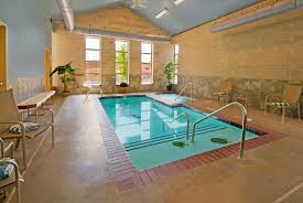 residential indoor lap pool. Private Indoor Swimming Pool With Nice Decor Deck And Small For Children Residential Lap R