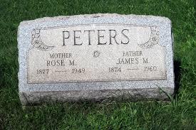Rose Myrtle Peters (Frum) (1877 - 1949) - Genealogy