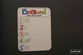 My Reward Board Bravo Board And Reward Coupons Freebie Classroom Management