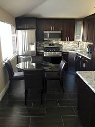 72 Lovely Kitchen Backsplash With Dark Cabinets Decor Ideas