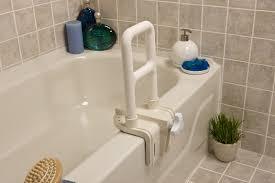 bathtub safety rail from human care dana douglas