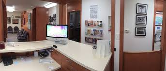Front Office Designs Stunning Office Viewed From Front Desk Scott R O'Neil DDS