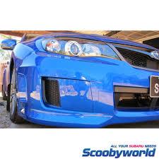 Driver Side Fog Light Cover Replacement Subaru Wrx Sti Performance Parts Scoobyworld Genuine