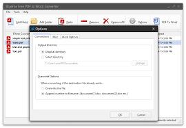 bluefox free pdf to word converter