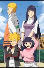 Anime, Fabian-94, Boruto, Naruto, Hyuuga Hinata, Uzumaki - Naruto And Hinata  (#439004) - HD Wallpaper & Backgrounds Download