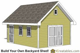 Small Picture Large Storage Shed Plans Empagroupnet