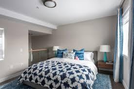 Q_Lofts_Halifax_corner_suite_loft_bedroom.  Q_Lofts_Halifax_corner_loft_bedroom_walkin_closet.  Q_Lofts_Halifax_corner_loft_sitting_area