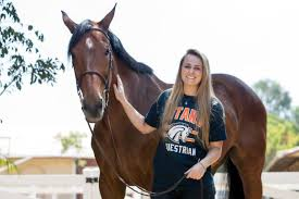CSUF equestrian riders hooked on horses – Orange County Register