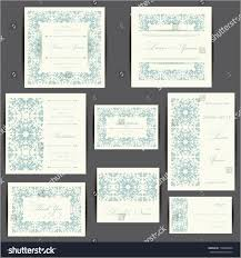 Wedding Invitation Folder Elegant Wedding Invitation With Pocket Wedding Theme Ideas