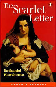 Scarlet Letter Book Cover Amazon Com The Scarlet Letter Penguin Readers Level 2