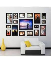 photo frames collage wall hanging wall