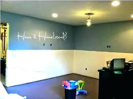 how to paint concrete basement walls wall ideas painting colors for warm baseme