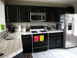 Kitchens With White Tile Floors White Kitchen Black Tiles Modern Kitchen Design Dark Grey Floor