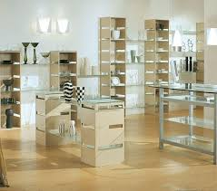 aury 21 re exhibitor modern glass shelves for s and boutiques
