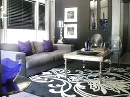 Black And Purple Living Room Black And Silver Living Room Purple Silver  Living Room Ideas Purple .