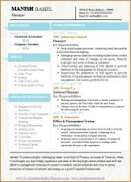 Libre Office Resume Template Inspirational Formal Resume Template