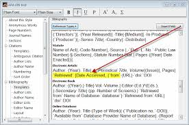 Apa Format Version 6 Template Solved Apa 6th Edition Website Citations Endnote Community