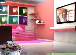 image titled decorate small. Redecorating Small Bedroom Image Titled Decorate Bedrooms Step Full Bed E