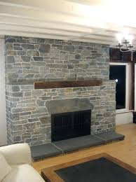 smlf covering brick fireplace with ceramic tile stone veneer installing over home design ideas