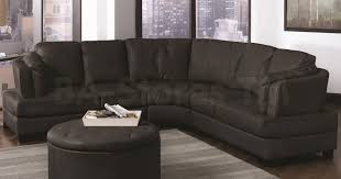 pleather couch rounded couches round couches
