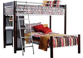 dorm bedroom furniture. dorm room merlot twin/twin loft bed bedroom furniture m