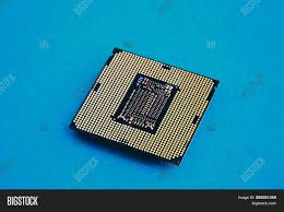 Light Based Computer Chips Computer Chip Image Photo Free Trial Bigstock