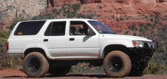 custom made front bumper for second gen 4runner/third gen pickup