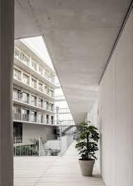 Amoretti Designs Gallery Of Student Housing Diagonal Besos Mdba 7