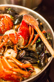 Portuguese Seafood Rice Recipe