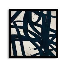 wall art dwellstudio in the deep abstract on dwell abstract wall art with wall art dwellstudio in the deep abstract clipgoo