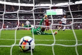 Spurs V Liverpool, 2017/18   Premier League