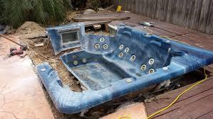 bathroom how to build an inground hot tub round designs homemade in ground spas diy kit