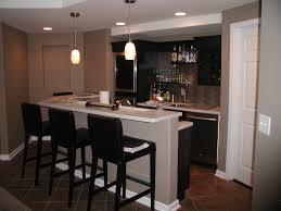 basement bar. Basement Remodeling Ladue Bar