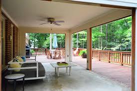 converting a sunroom into a veranda