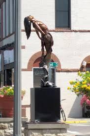 New Art Graces Downtown Vermillion   Local News   plaintalk.net