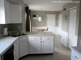how paint cabinets white east coast creative painting diy repainting painted kitchen dark wood cabinet ideas